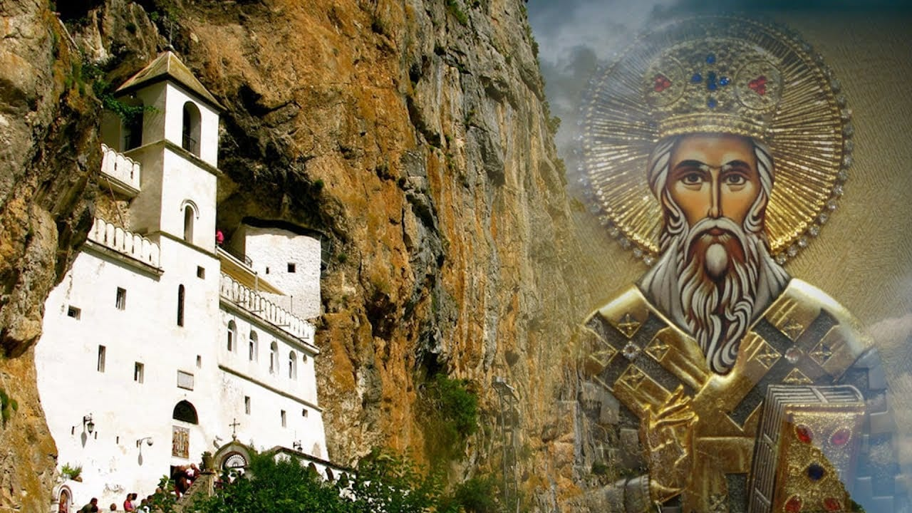 Свети Василиј Острошки – Исцелител на душата и телото